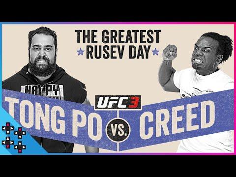 UFC 3: RUSEV vs. AUSTIN CREED - THE GREATEST RUSEV DAY - Gamer Gauntlet