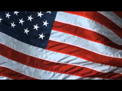 4d7119cf728 Slow Motion USA Flag Waving United States of America Flag Flying in High  Definition HD Slowmo Video