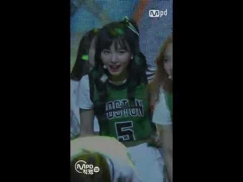 [MPD직캠] 트와이스 나연 직캠 Cheer Up TWICE Na Yeon Fancam @엠카운트다운_160526