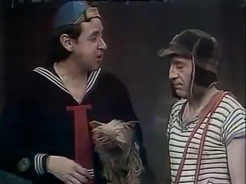 El Chavo del 8 - Las corbatas de Don Ramon (Ramoncito, Capitulo Completo, 1974)