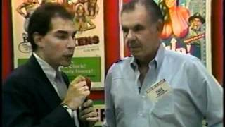 Russ Meyer --part 1/2---His  movies and life