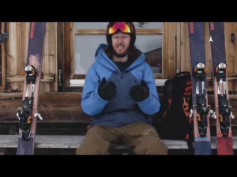 Skis Atomic Backland 2017