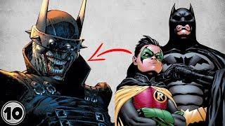 Top 10 DC Fan Theories