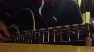 Người con gái ta thương - Hà Anh Tuấn - Guitar cover - Intro gốc