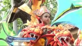 Gunta Ganti Gendakan (3G) - Singa Dangdut DUA PUTRA (20-12-2016)