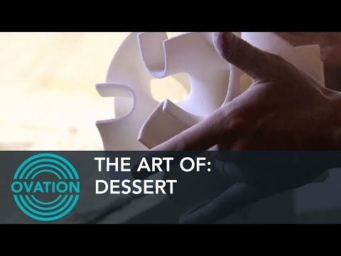The Art Of: Dessert - 3D Sugar Printing - Ovation