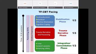 Trauma-Focused Cognitive Behavioral Therapy (TF-CBT) for Children in Foster Care