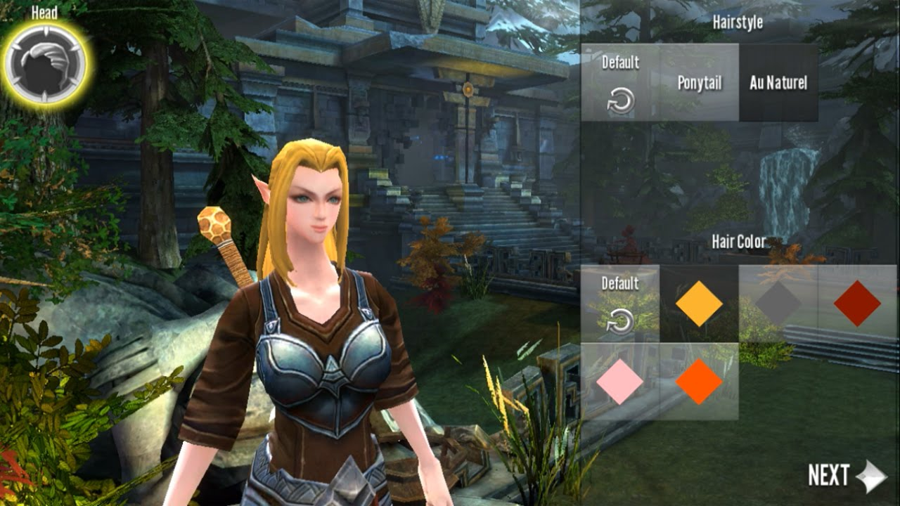 Best Rpg Games With Character Customization Android ...