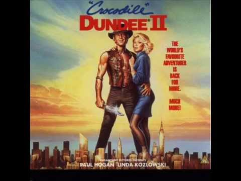 Crocodile Dundee 2 Soundtrack - Peter Best (1988) poster