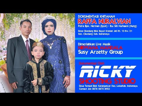 LIVE STREAMING SUSY ARZETTY | CIKEDUNG | 18 SEPTEMBER 2018 | EDISI MALAM