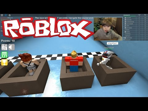 MY ARM FELL OFF!! Roblox EPIC MINIGAMES | Kid Gaming
