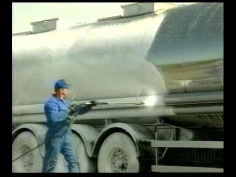 cistern tanker wash NERTA