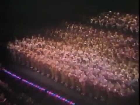 A Chorus Line - Broadway 3,389th performance finale