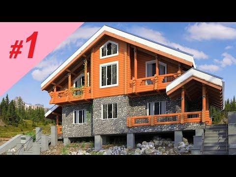 КАМЕНЬ или ДЕРЕВО? Из чего строить дом? #1 Опыт архитектора.