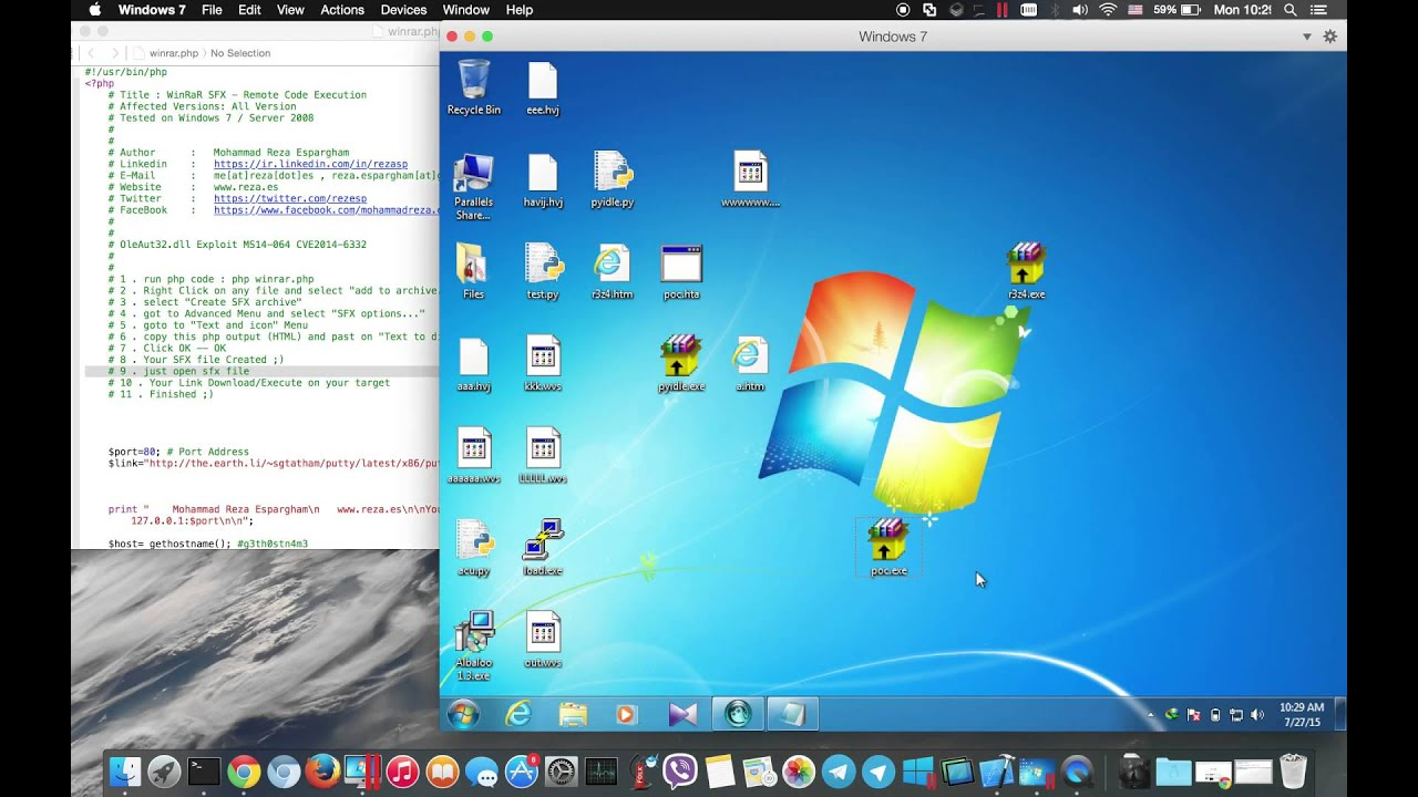 WinRAR Vulnerability Is Complete Bullshit - Darknet