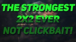 THE BEST 2X2 DESIGN IN RUST   STRONGEST SOLO / DUO STARTER