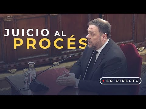 Juicio al procés en el Tribunal Supremo | EN DIRECTO