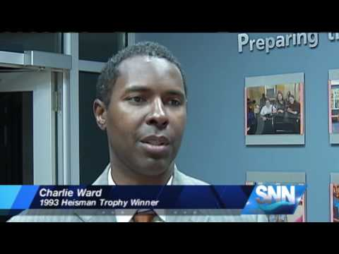 SNN: Charlie Ward Special Guest at Bradenton Christian School Gala