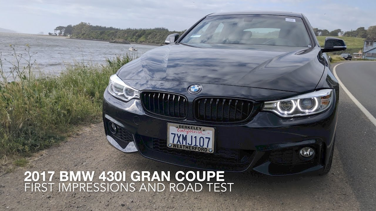 bmw 430i gran coupe 2017 impartial review youtube. Black Bedroom Furniture Sets. Home Design Ideas