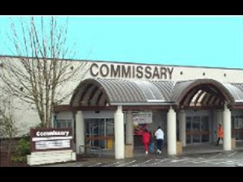 Tour Of Joint Base Lewis McChord (JBLM) Commissary