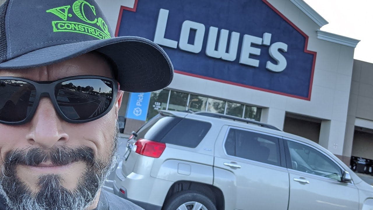 Newest Tool Deals LOWE'S HOME IMPROVEMENT (August 2020)