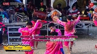 LINTANG ATI Cover Voc Latifah == MAYANGKORO ORIGINAL Live Kedunglawe 2019