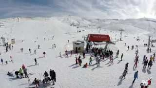 Repeat youtube video KFARDEBIANE Ski Resort - Lebanon