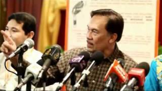 Betapa Hina Nya Wartawan Apabila Di Caci Maki Anwar Ibrahim