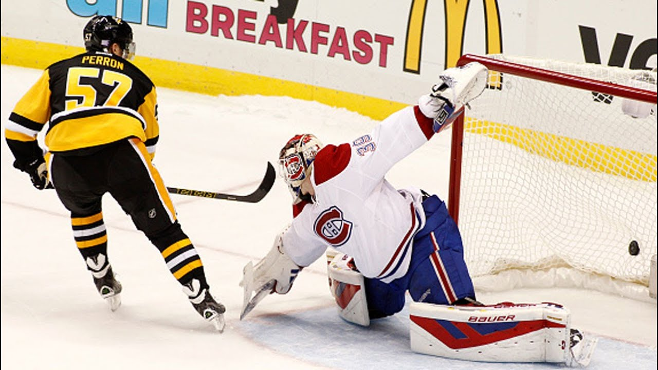 Shootout Canadiens Vs Penguins Youtube