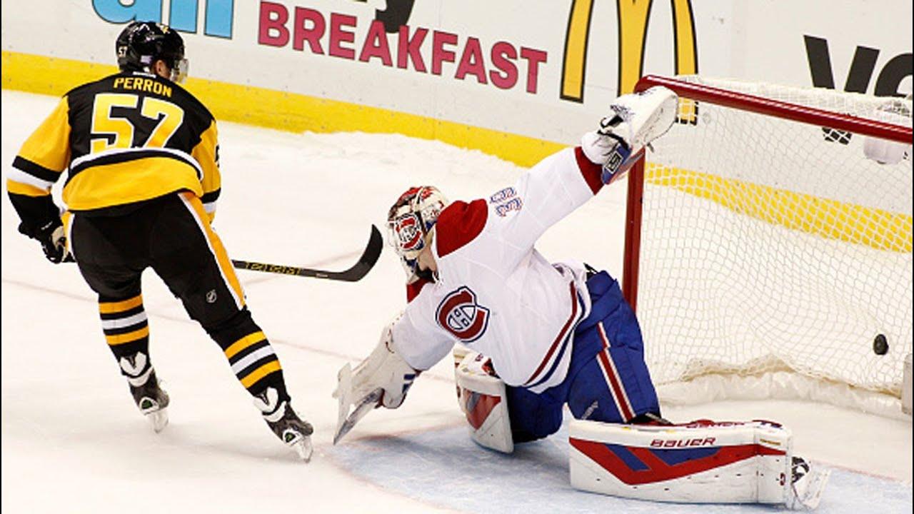 Shootout Canadiens Vs Penguins Youtube