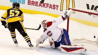 Shootout: Canadiens vs Penguins