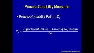 [3.b] Process Capability Ratio (Cp) and Index (Cpk)