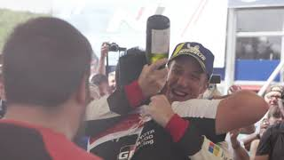 Rally Germany 2019 - Highlights of DAY 4