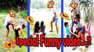 funny Video_BD_😂_😂_Must watch_funny Video_ indian_fun_2019- 420 fun media_ Try_Not_part-23