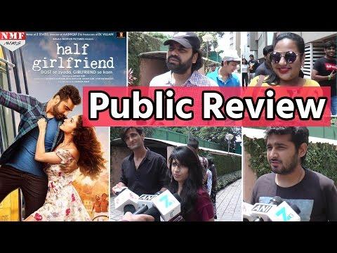 Public Review Of Movie 'Half Girlfriend'  | Shraddha Kapoor , Arjun Kapoor