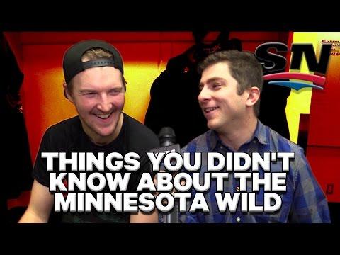 Rapid Round with the Minnesota Wild