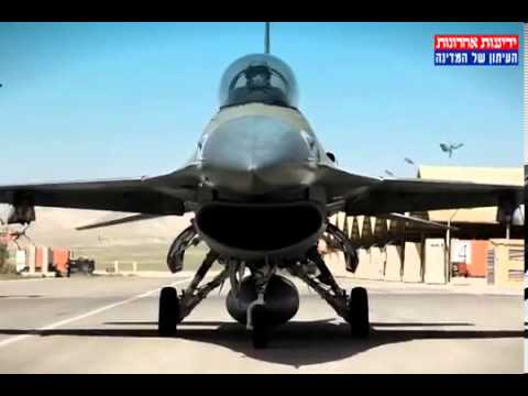 """Airforce @ """"Yediot Ahronot"""" Independence Day Project"""
