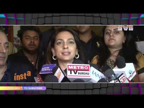 Juhi Chawla & A.R.Rahman Spotted At Music Album Launch | MTunes HD