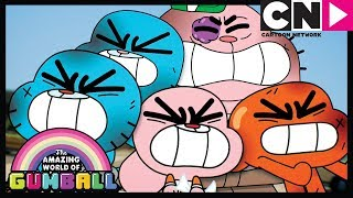 Gumball | Gumball, The President of THE WORLD | The Check | Cartoon Network