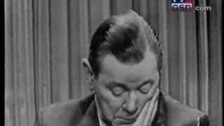 Herbert Marshall on What's My Line? Thumbnail