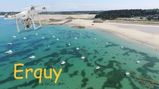 Dji Phantom 3 - Erquy [HD]