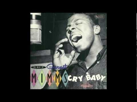 garnet mimms cry baby / warm & Soulful  1963 - 1966.wmv