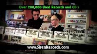 Siren Records Commercial