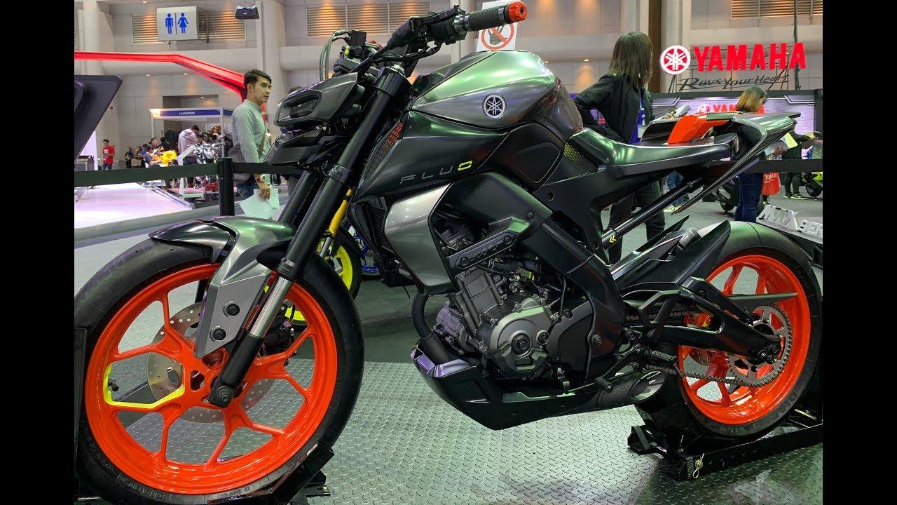 2019 MT Fluo Bangkok Motor