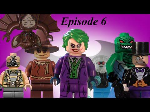 LEGO Batman: Adventures in Gotham City Episode 6:  Introduce a Little Anarchy