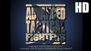 Jane's Advanced Tactical Fighters - Intro and Credits