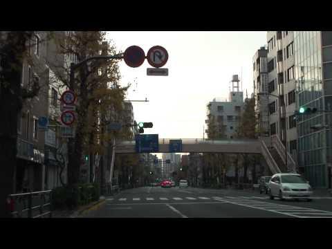 Tokyo Drive through Suginami