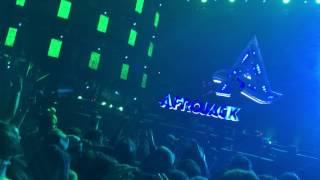 Afrojack justin bieber ft david guetta 2u remix ( Neversea 2017)