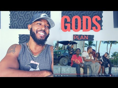Drake - God's Plan (Official Video) REACTION