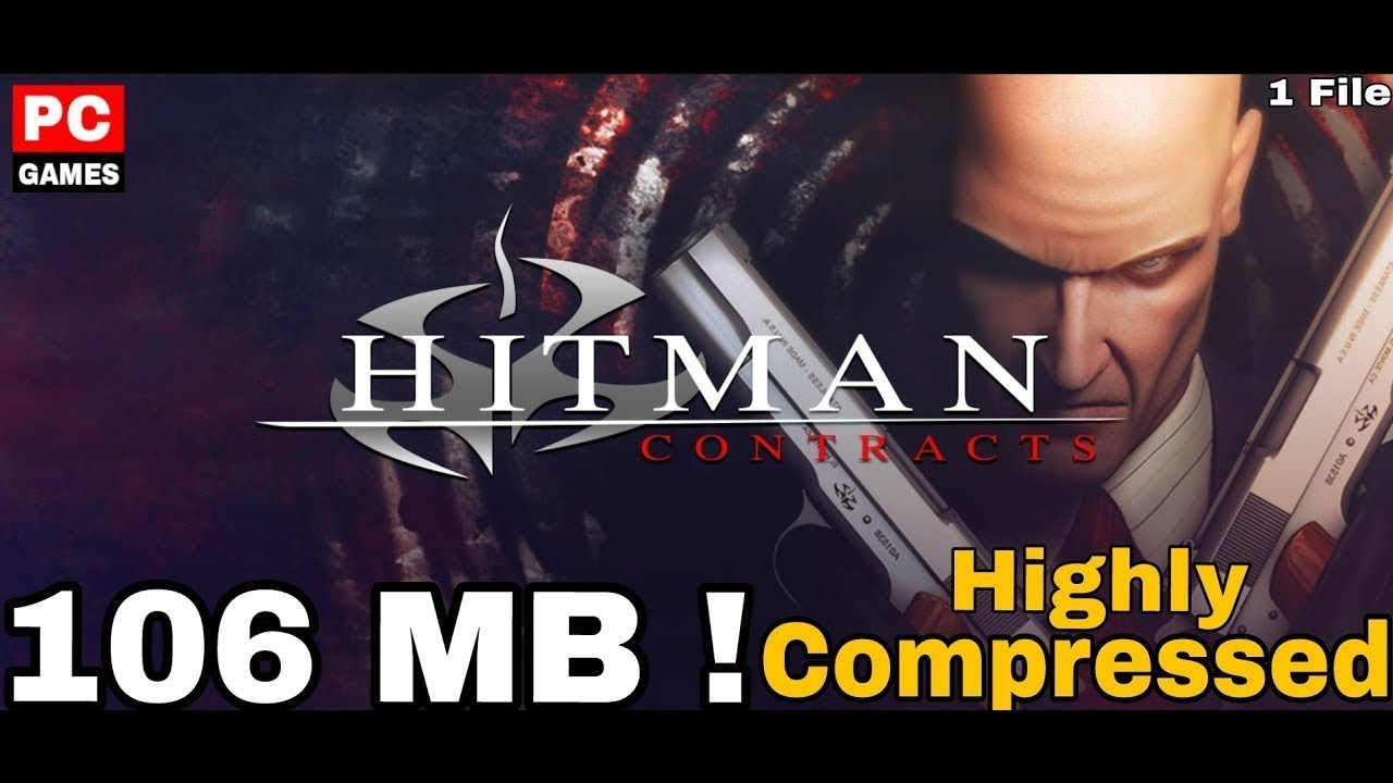 Hitman 3 Contracts Pc Game Highly Compressed By Size 106 2020